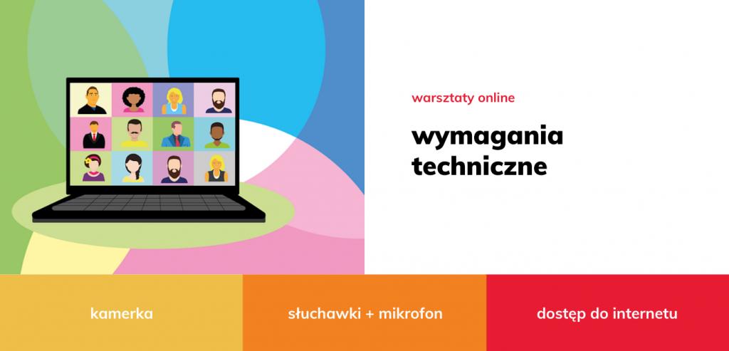 wymagania techniczne warsztat: dr Michał Gwiżdż